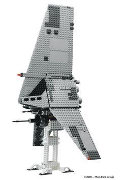 T-16 (Alternate) 6211 Imperial Star Destroyer