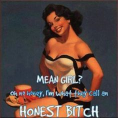 Dont really care about the quote. I just love this pose for a pin up