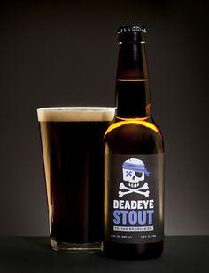 Triton Brewing Company Dead Eye Stout