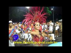 Feather Head Dresses for Brazilian Carnival