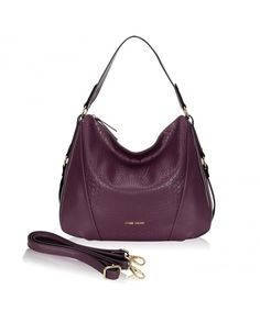 Buy Woven Pattern Hobo Bag Stylish Hobo Crossbody Bag for Lady Woman Purse - Grape Purple - and More Fashion Bags at Affordable Prices. Hobo Purses, Hobo Handbags, Leather Handbags, Leather Bag, Hobo Crossbody Bag, Crossbody Shoulder Bag, Clutch Bag, Shoulder Bags, Fashion Bags