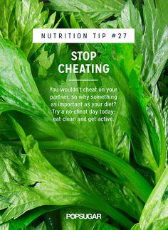 Best Nutrition Tips | POPSUGAR Fitness