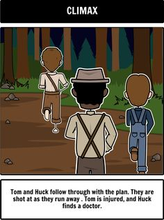 a focus in huck finn in the story adventures of huckleberry finn Why does jim's story about his family in chapter 23 of the adventures of huckleberry finn impact huck and possibly the reader for huck the thought that slaves care deeply about family is a surprise he says, i do believe he cared just as much for his people as white folks does for their'n.