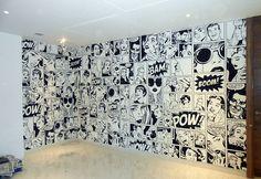 Image result for wallpaper design office