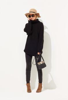 Minimal Knit.