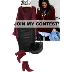 Join My Contest by sabinakopic on Polyvore featuring Rebecca Minkoff and Simone Rocha
