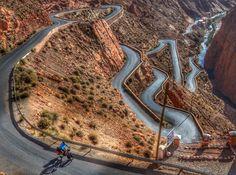 Dades gorges morocco