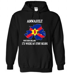 Annahilt, Northern Ireland - Its Where My Story Begins - #checked shirt #ringer tee. GET => https://www.sunfrog.com/States/Annahilt-Northern-Ireland--Its-Where-My-Story-Begins-3852-Black-49425212-Hoodie.html?68278