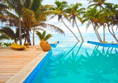 Little Polynesian Resort in the Cook Islands