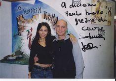 Anche Sabrina Ferilli fa parte dei Vip di Luciano Bellotti di Parrucchiere Elan Roma sud. Ci troviamo in  Via dell'Arcadia, 89, 00147 Roma RM