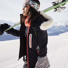 Inject some style into the slopes this season. Discover holiday gifts they will love!