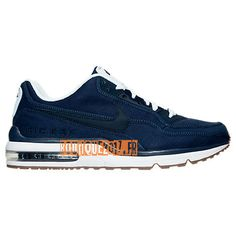 buy online 3da84 c9eae Nike Air Max LTD 3 Running Chaussures Midnight Navy Obsidian Blanc Gum Brun  746379-412 boutique2017-