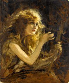 Maher Art Gallery: Tade Styka (1889 – 1954/ Polish