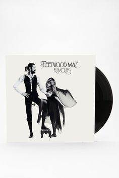 Fleetwood Mac - Rumours LP....I think I'm going to get me a turntable so I can kick it old school...yeah!!