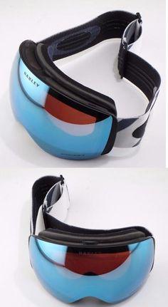 66ffe8b11fb Goggles and Sunglasses 21230  Oakley Flight Deck Xm Matte Black W Fire  Iridium Snowboarding Ski Skiing Goggles -  BUY IT NOW ONLY   118.99 on eBay!
