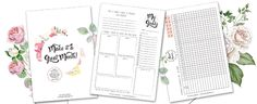 Download Your Free Printables Here