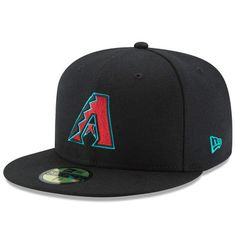 Arizona Diamondbacks New Era Alternate Authentic Collection On Field  59FIFTY Performance Fitted Hat - Black 7f2fea9a59c