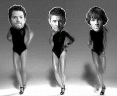 Supernatural edition!
