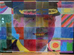Groepswerk Willem Alexander. Zie op mijn website voor de beschrijving.