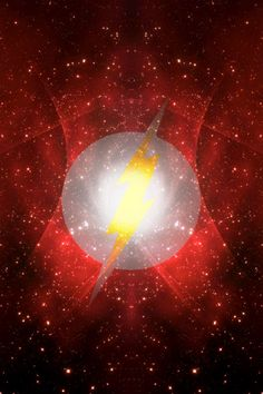 Stary Flash Background by KalEl7