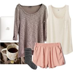 """""""Lounge Day"""" by elise-olivia on Polyvore"""