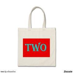 two bolsa tela barata