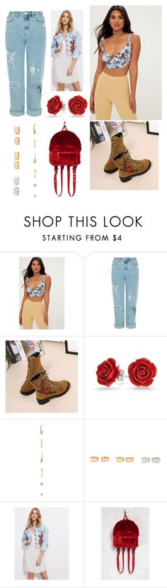 """""""P.R. Love"""" by lolita061 on Polyvore featuring Bling Jewelry and Forever 21"""