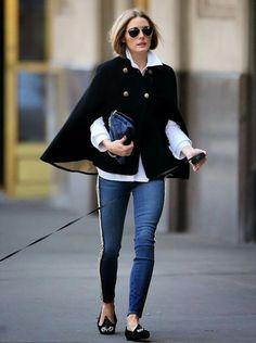 Como vestir capas e garantir o look perfeito para a rotina de trabalho