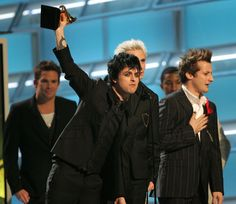 """Hot Fuss was nominated for Best Rock Album at the 2005 Grammys, but lost to Green Day's American Idiot. 