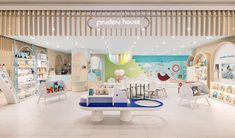 flymingo PROJECT Brand Store, Kids Store, Department Store, Retail Design, Store Design, Mirror, Interior, Projects, House