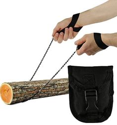 24 Inch Portable Outdoor Camping Survival Hand Chain Saw Pocket Chain Saw Set