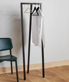 "5,340 gilla-markeringar, 22 kommentarer - HAY (@haydesign) på Instagram: ""A simple and sophisticated wardrobe solution with Loop Stand Hall designed by Danish designer and…"""