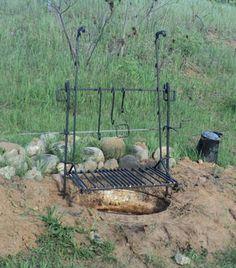 campfire grill it!!
