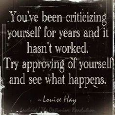 Try self-approval. Stay #motivated Follow me at www.facebook.com/SmashingPHITNESS OR join create a FREE account at www.teambeachbody.com/Smashley02