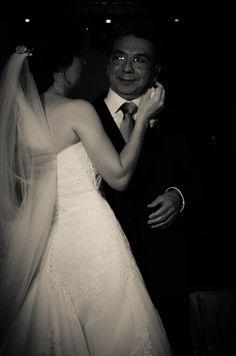 El papa de la novia