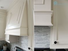 How to build your own range hood with Broan PM390 insert and LB30 Hood Liner