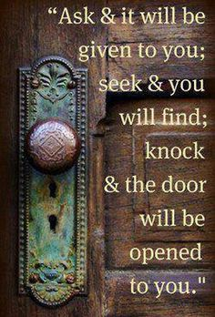 Never too late to knock at that door god welcomes all with open arms. Seek him and you will find him. J.R