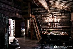Home In Lapland That Looks Straight Out Of a Fairy-Tale - Decoholic
