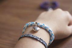 3 variations autour du bracelet en élastiques 1/3 - Skyforged