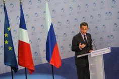 WPC 2008, Evian - Nicolas Sarkozy, President of the French Republic