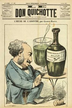 Absinthe at the Virtual Absinthe Museum: The French Absinthe Ritual