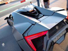 W Motors LYKAN HyperSport 20