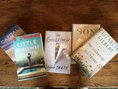 summer reading recommendations from @motherrunners