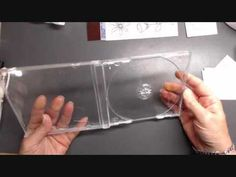 How to make your own stamping tool   stamp positioner used with Altenew Stamps and Inks - YouTube
