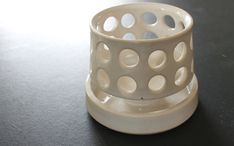 Orchid Pot by amandaannpalmer on Etsy