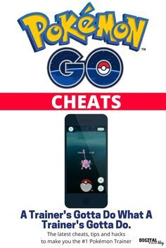 Pokémon GO cheats, tips, hacks. Find Pikachu, learn how to shoot pokeballs and more!