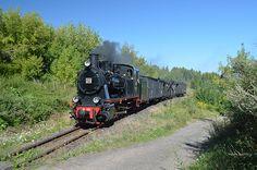 Museumsbahn: Die Mansfelder Bergwerksbahn