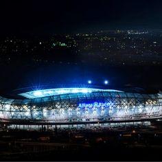 Euro 2016 venues: Stade de Nice by Wilmotte & Associés SA