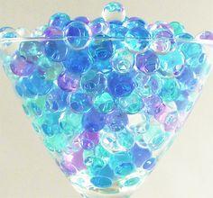 c68cf6dcb wedding beads crystal beads Uñas Azules, Perlas De Agua, Rellenos Para El  Florero,