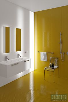 Robertson Elementi Uno lifestyle bathroom